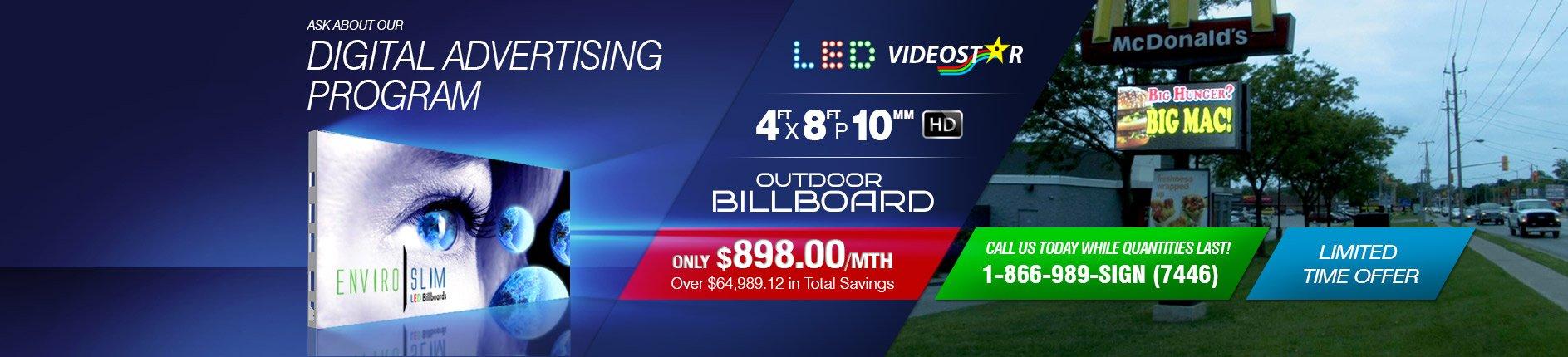 Digital Advertising Program