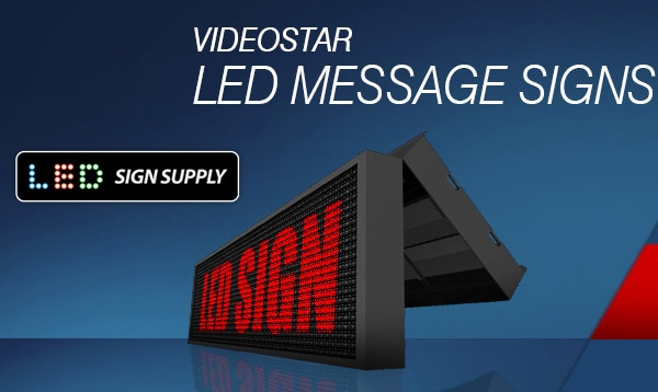 LED Message Sign is great for Churches