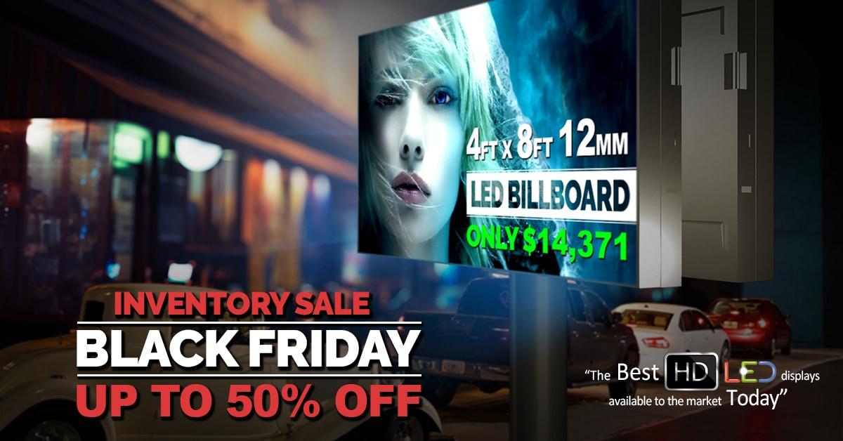 Black Friday Inventory Sale
