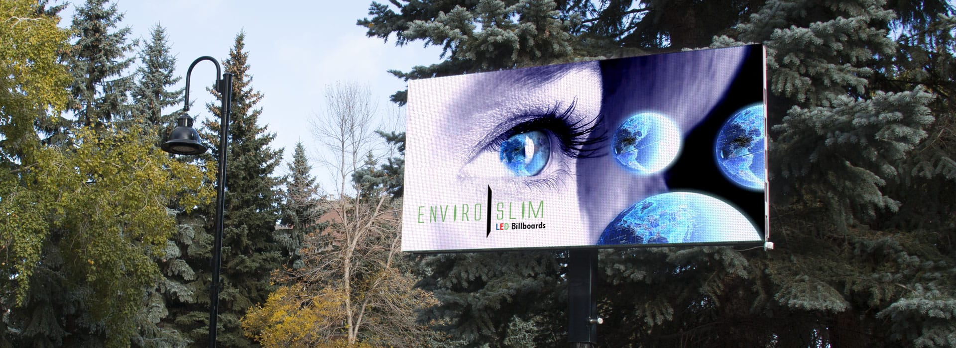 Enviroslim LED Signs Billboards