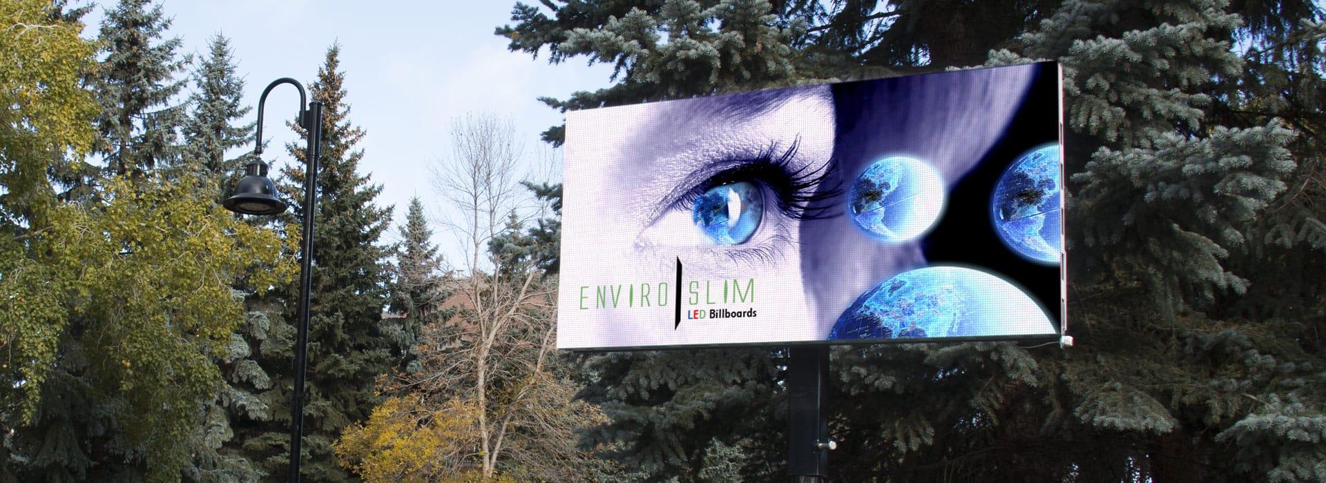 Enviroslim LED Signs Billboards