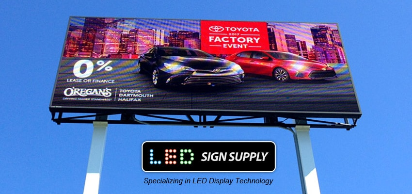 How Much Does it Cost to Buy an Electronic Billboard?