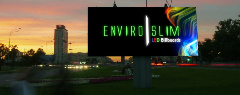 LED Billboards for the Holidays