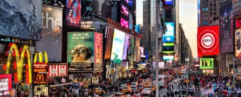 Outdoor LED Billboard Manufacturers