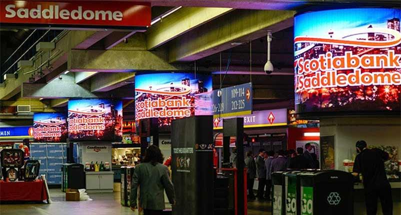 Custom LED Displays and LED Billboards
