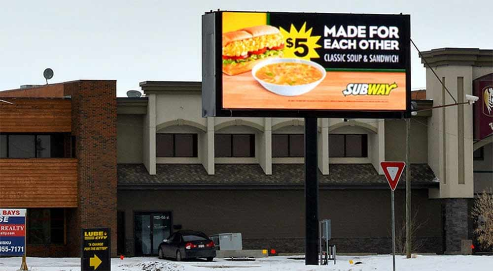 Outdoor & Hotel Digital Signage