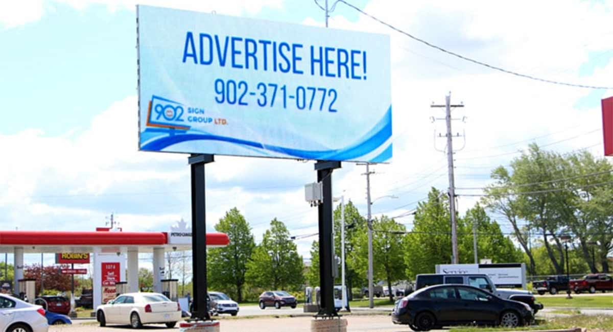 Outdoor Digital Signage Display