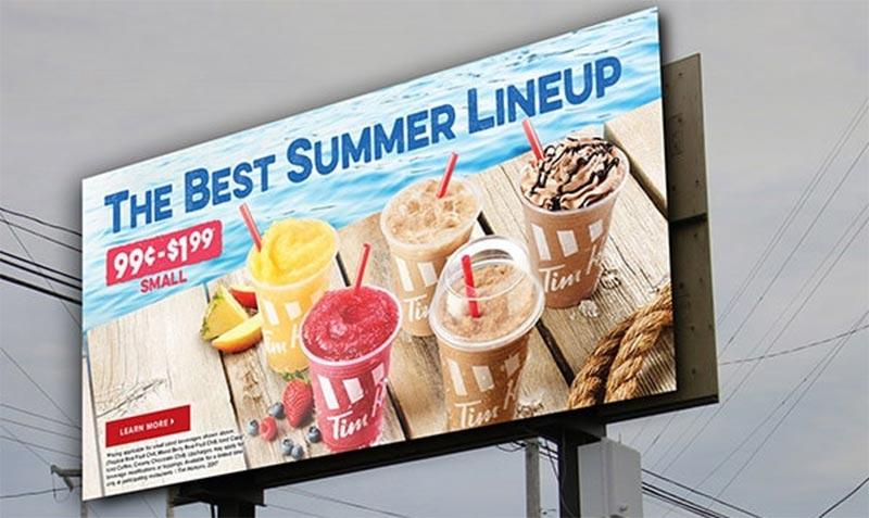 Outdoor Digital Billboards Signs