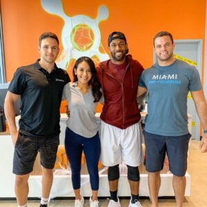 Orange Theory Hallandale Beach chiropractor
