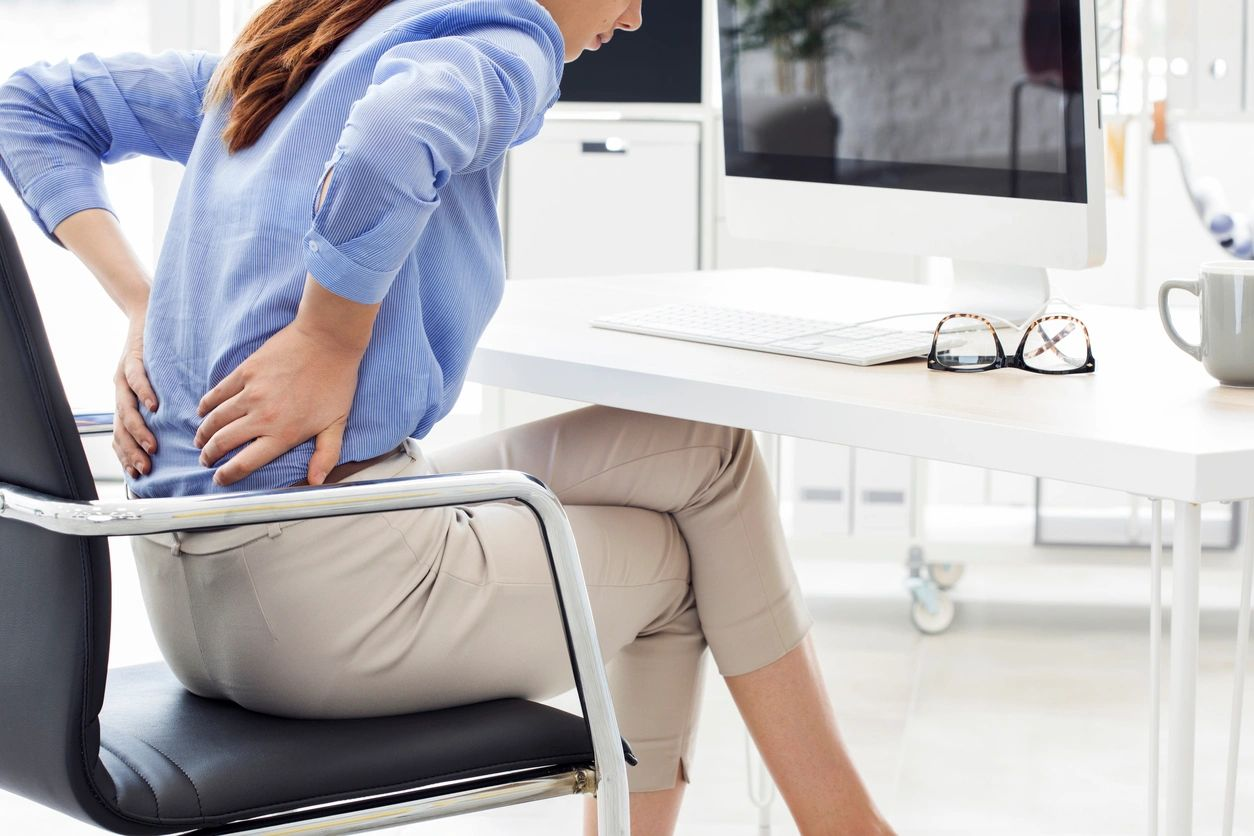 Lower Back pain poor posture