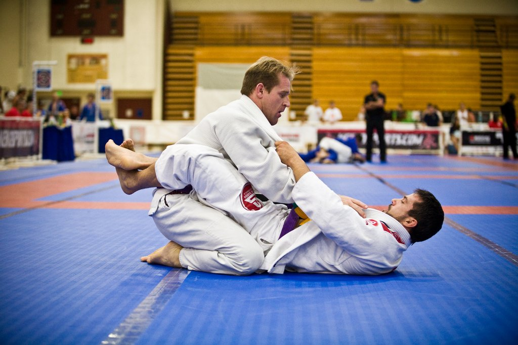 Jiu Jitsu Closed Guard