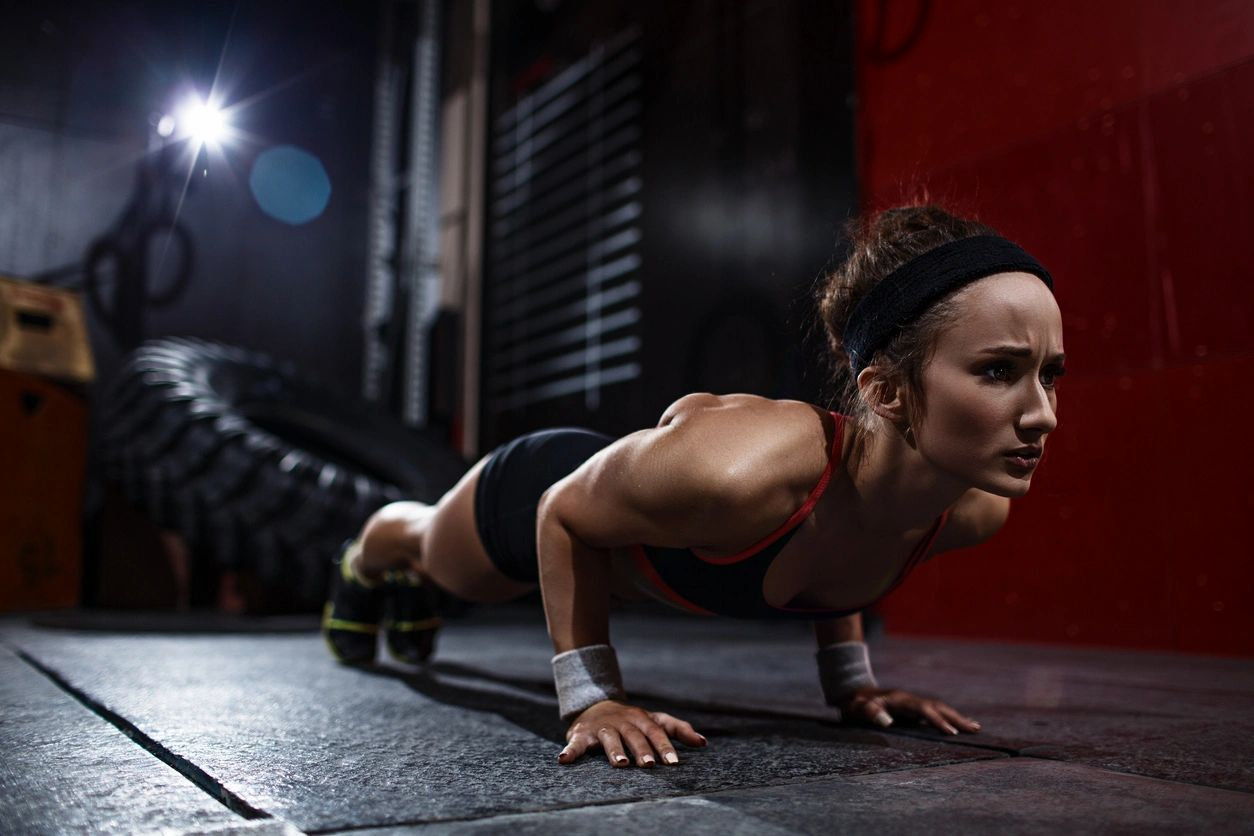 10 Push-ups Progressions for Strength, Size, and Stability