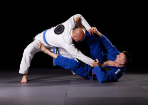 Jiu jitsu athlete