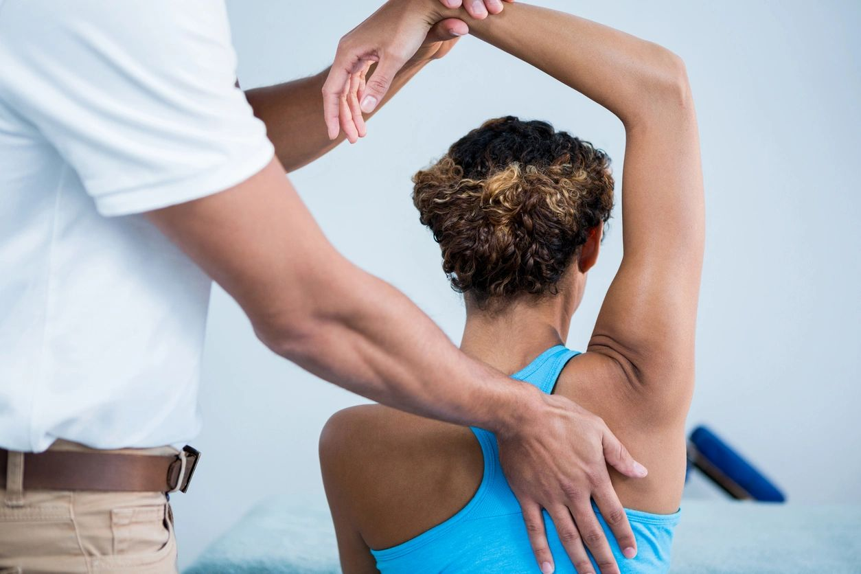 Shoulder Health Physical Therapy