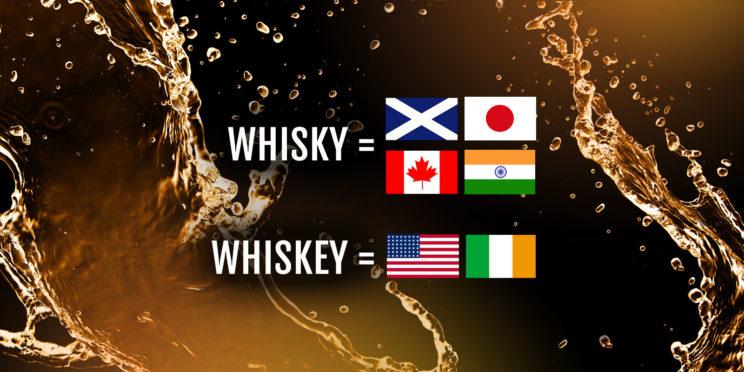 不一樣的威士忌 Whisky = Whiskey