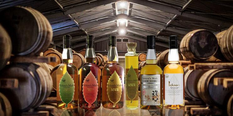 CHICHIBU Ichiro's Malt Wine Wood Reserve 秩父 金葉