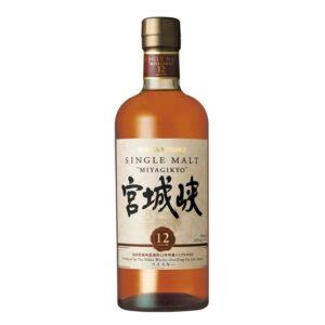 Miyagikyo 12 Whisky 宮城峽12年 日本威士忌
