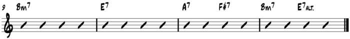 10-20-15 PTC Turning the Corner 12 bar progression - line 3