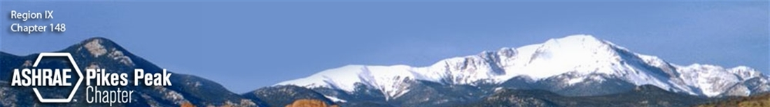 ASHRAE® – Pikes Peak