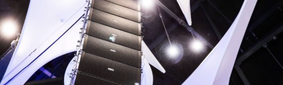 FBT Line Array Impresses Engineers – Reaches Thousands
