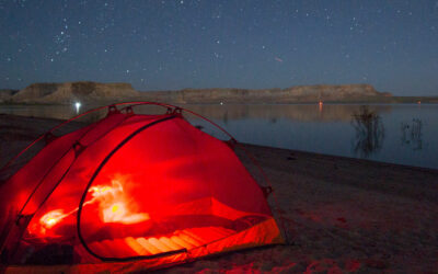 Lake Powell Free Dispersed Camping Spots