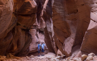10 Best Slot Canyons in Utah and Arizona