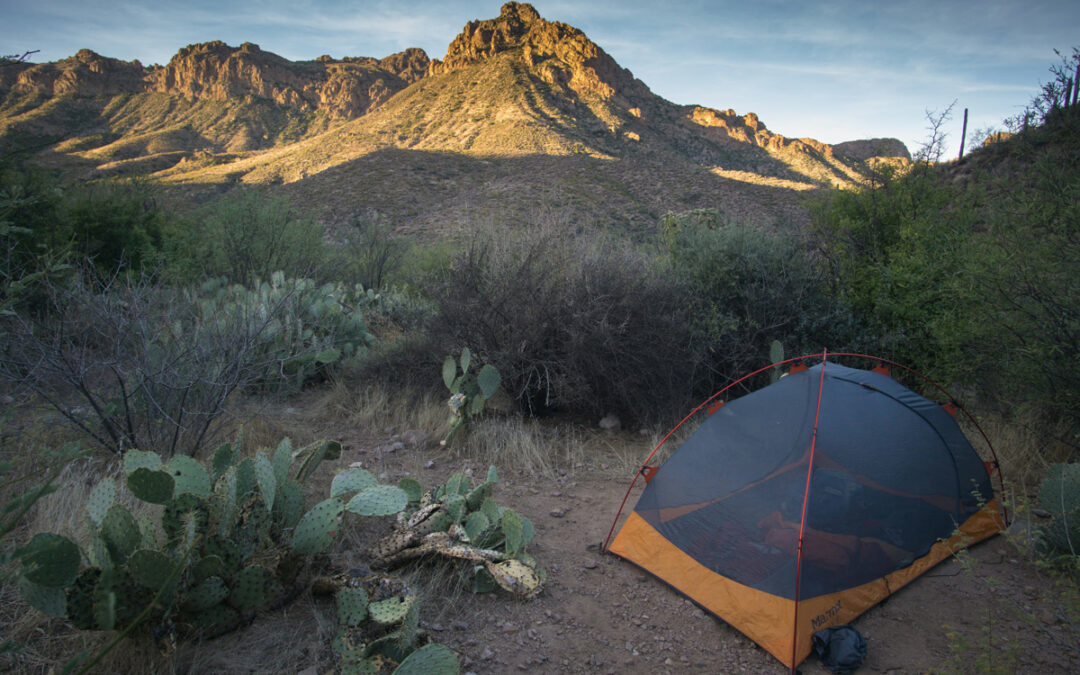 Phoenix Free Dispersed Camping Spots