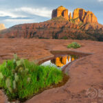 Sedona-Arizona-Cathedral-Rock-During-Sunset