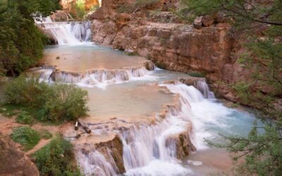 Beaver Falls in Havasupai: A Hiking Guide