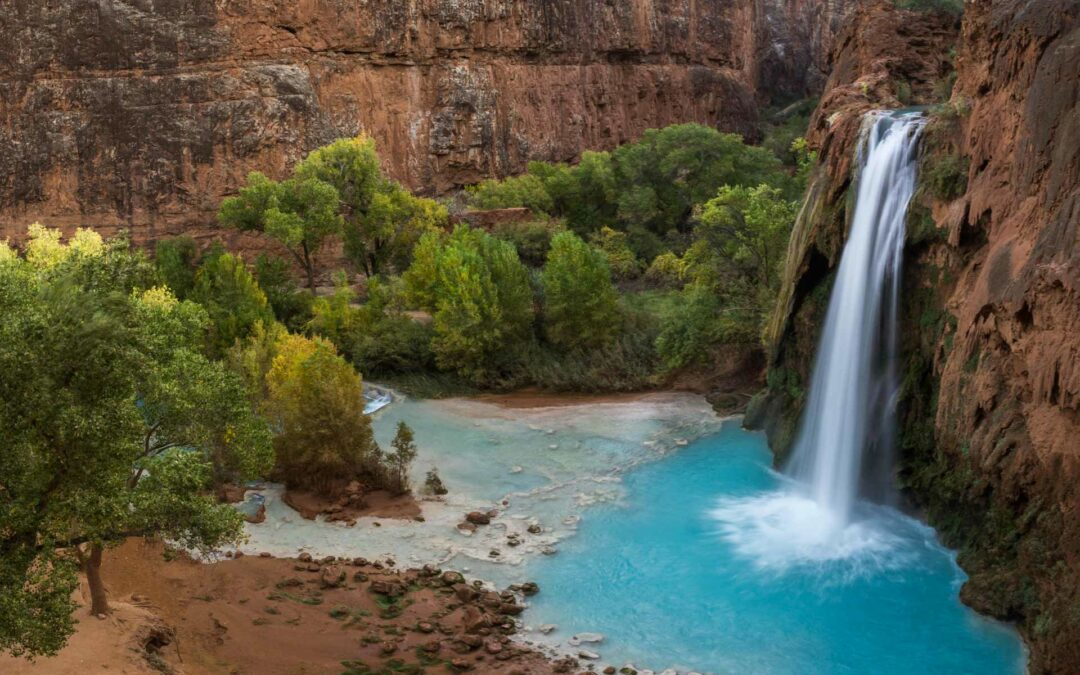Havasu Falls Hiking Guide