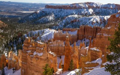 Bryce Canyon Winter Hiking Guide