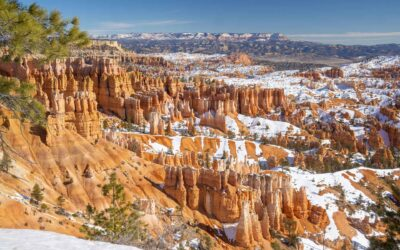 Bryce Canyon in Winter: Photo Gallery