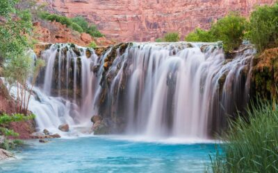 Navajo Falls in Havasupai: A Hiking Guide