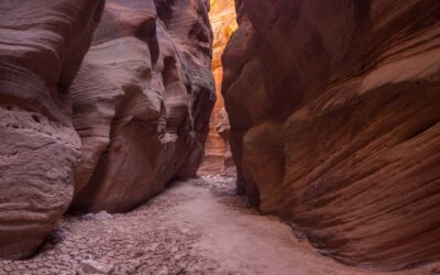 Our Favorite Slot Canyons in Arizona