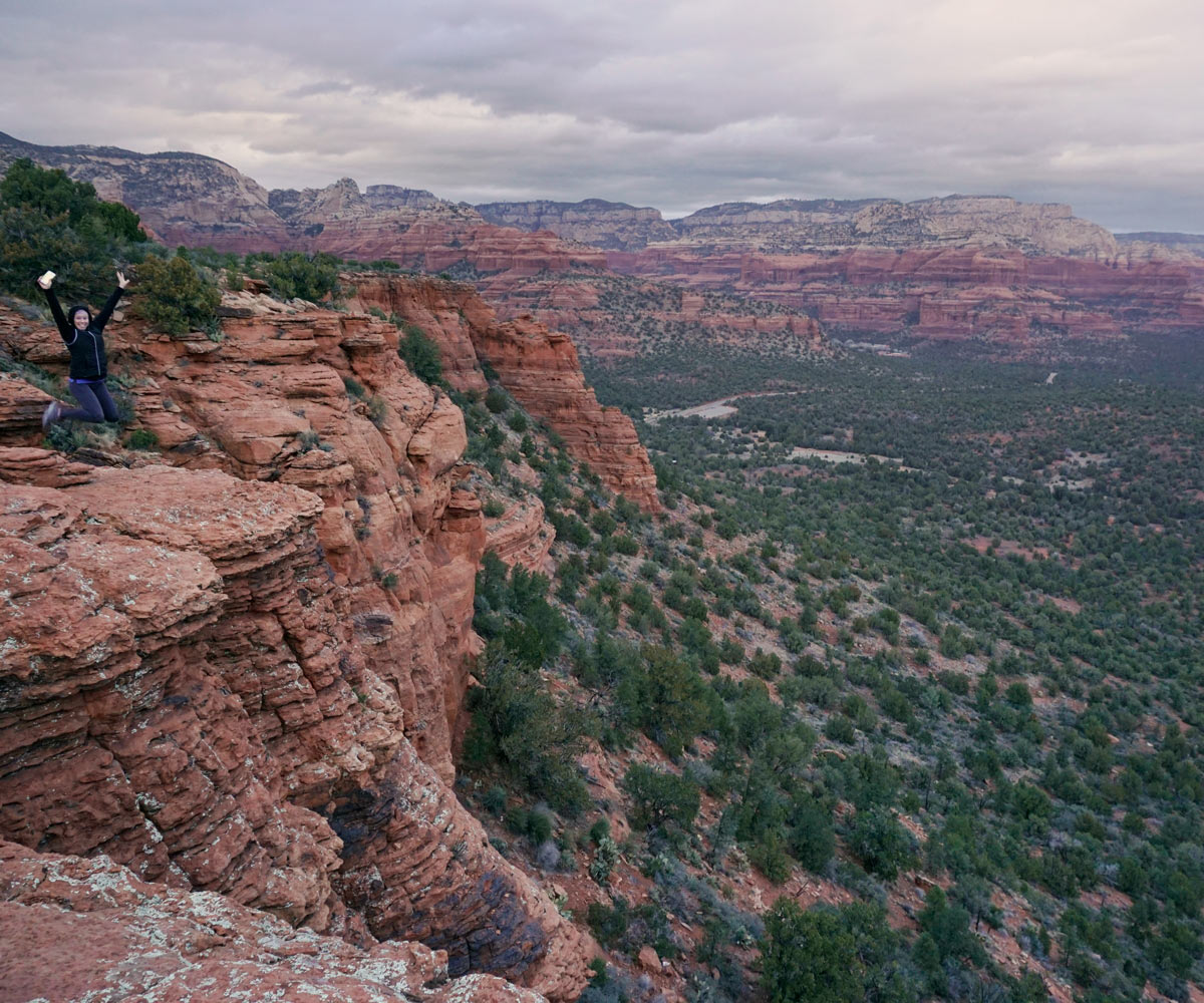 Doe-Mountain-Summit-Sedona-Hike-Trail