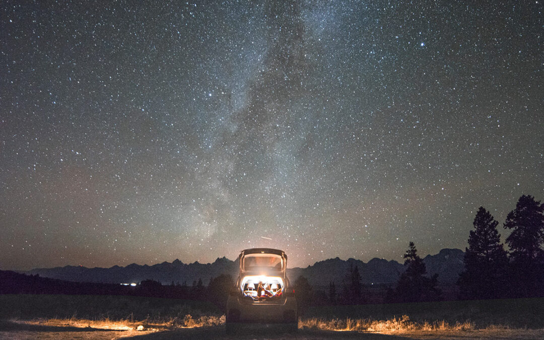 What is Car Camping?