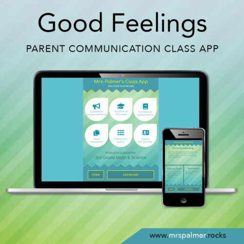 Good Feelings Class App