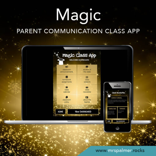 Magic Class App