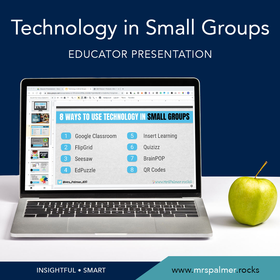 Technology in Small Groups