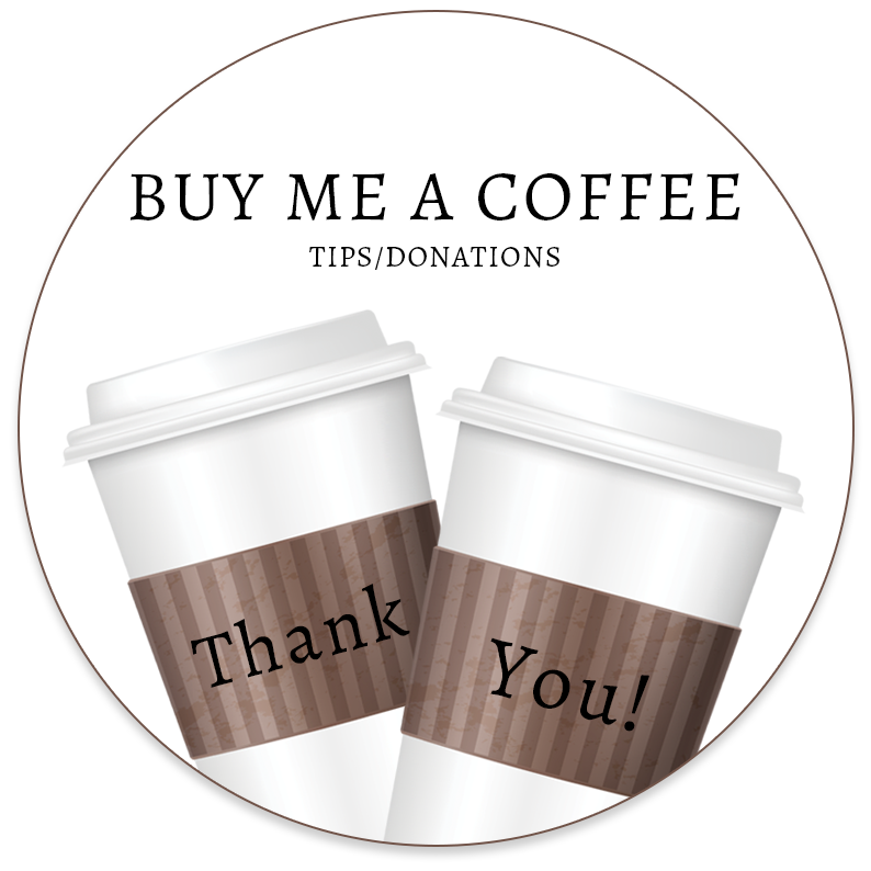 Buy me a coffee icon