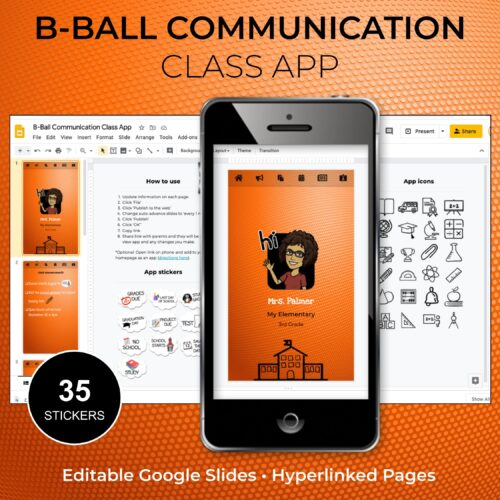 B-Ball Communication Class App
