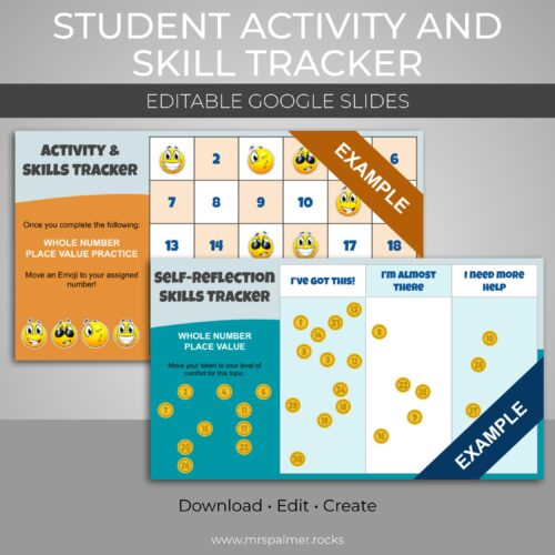 Student Activity and Skills Tracker