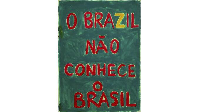 O isolamento do Brasil