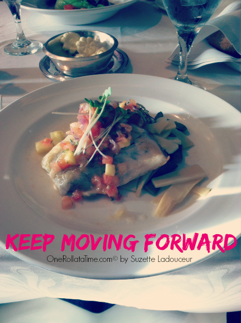 Keeping Moving Forward by Suzette