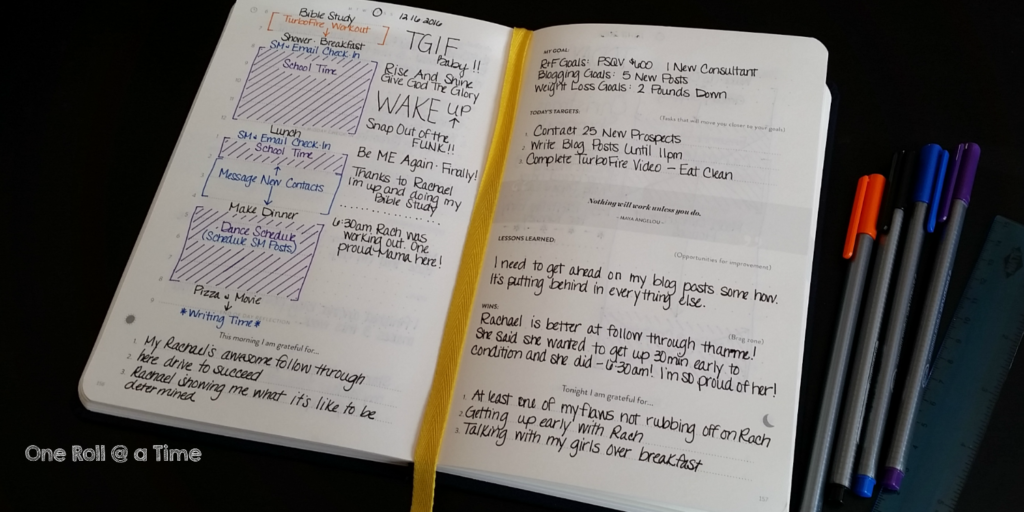What's Your Why Journaling