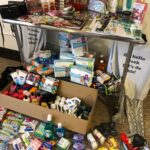 Miss Carly's giving items gathered 4