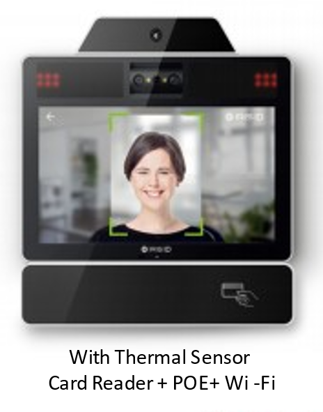 iT 100 with both sensors