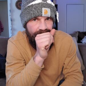 Beanie buddies prototypes on wildomatic wearing a carhartt beanie