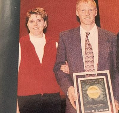 1999 Award John