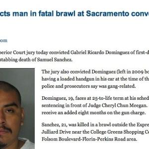 First Degree Murder